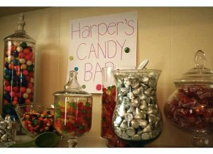 Harper candy bar