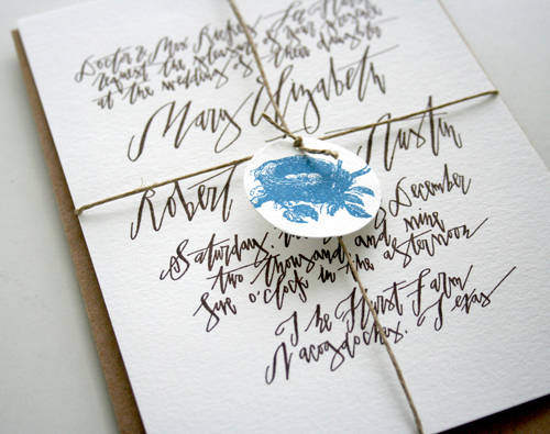 Calligraphy Betsy Dunlap Two Delighted