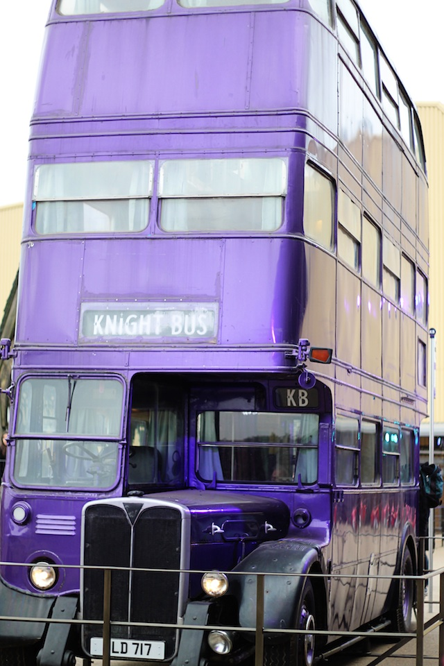HarryPotter knight bus | Two Delighted