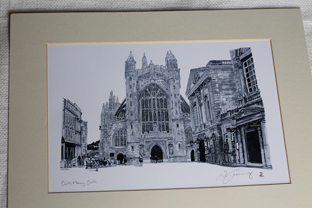 Europe art Bath Abbey | Two Delighted blog