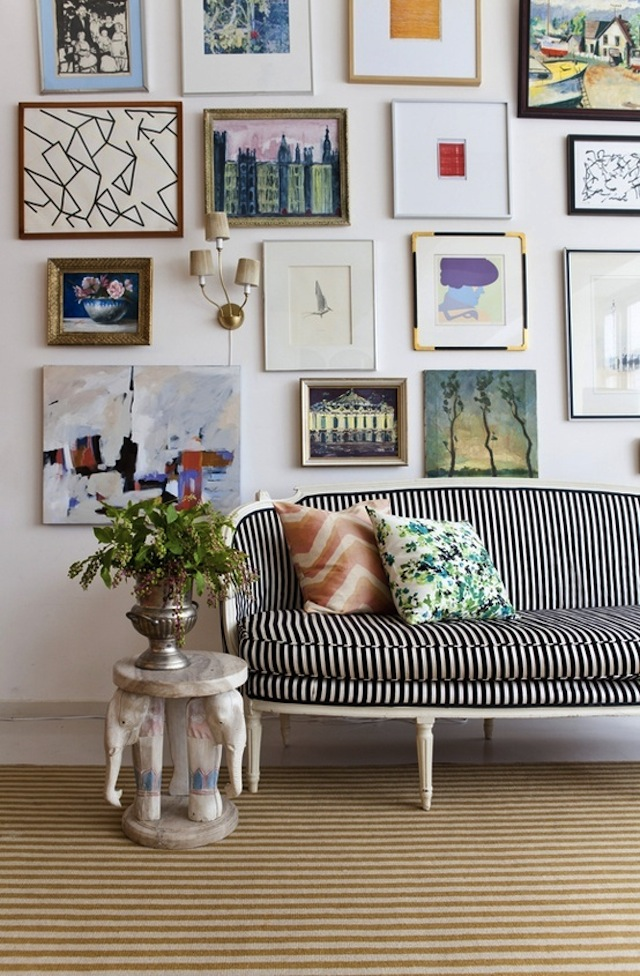 Gallery Wall Puzzle- eclectic 2