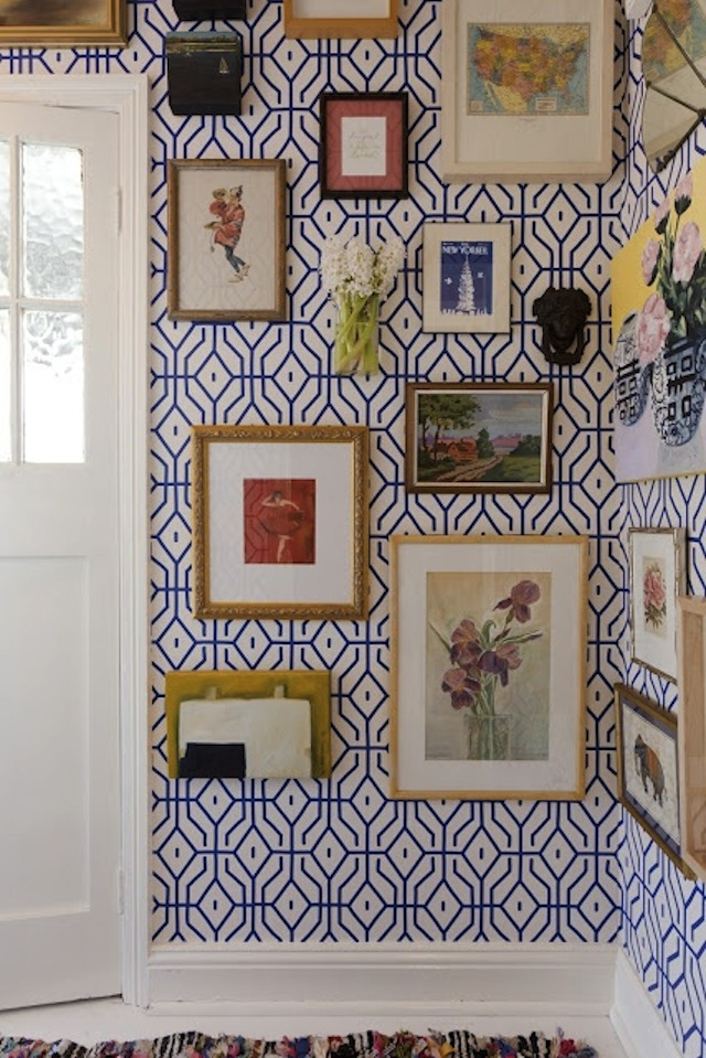 Gallery Wall Puzzle- eclectic