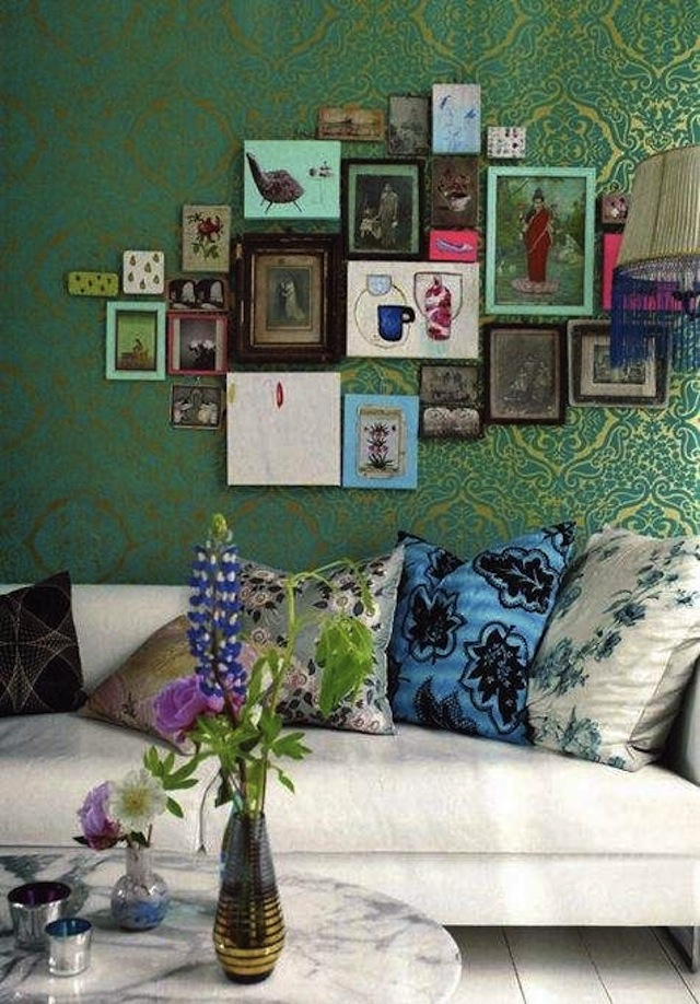 Gallery Wall Puzzle- turquoise