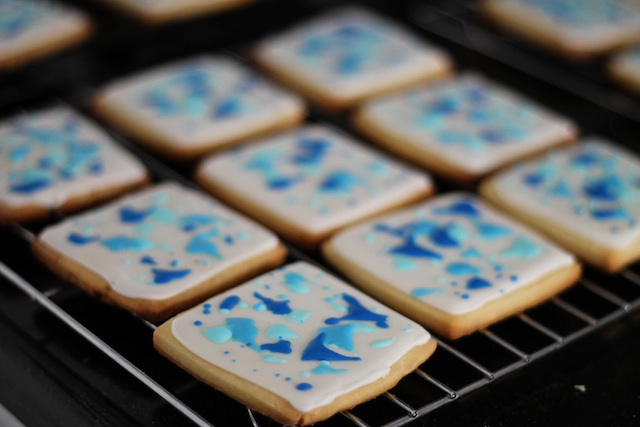 LRT Gender Reveal cookies1 | Two Delighted