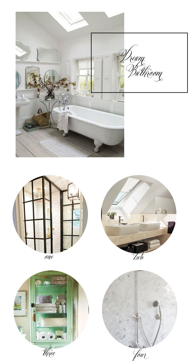 Dream Bathroom | Two Delighted