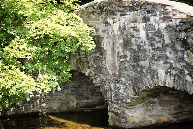 Blowing Rock bridge | Two Delighted