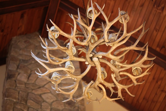 Blowing Rock chandelier | Two Delighted