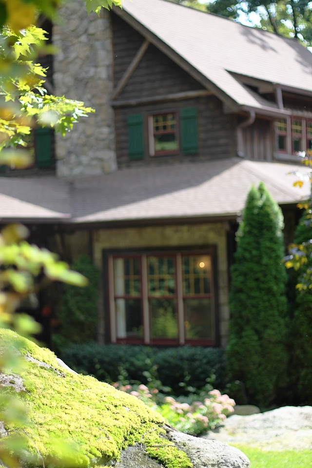Blowing Rock house hidden | Two Delighted