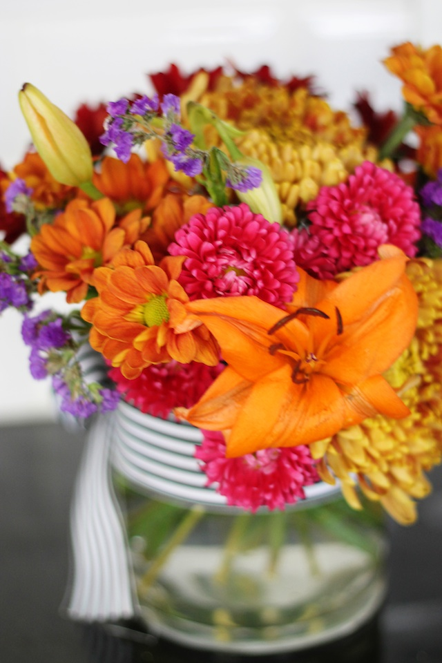 fall bouquet | Two Delighted
