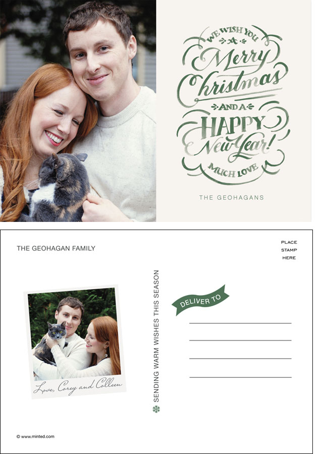 GeohaganChristmasCards