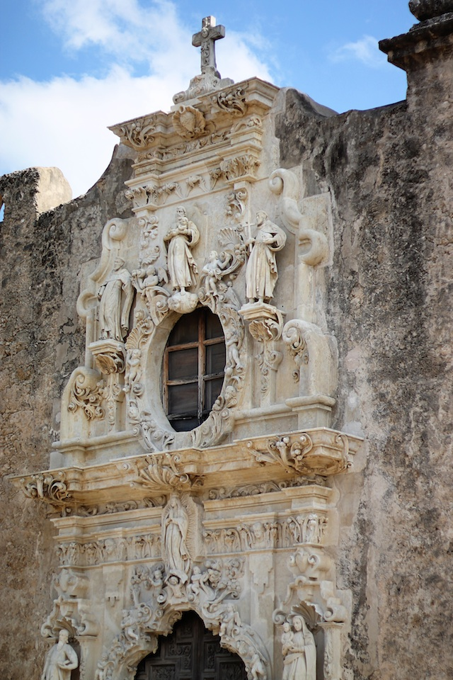 Mission San Jose facade | Two Delighted