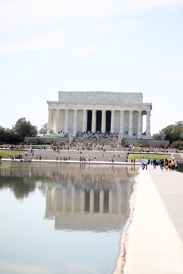 lincoln memorial | Two Delighted