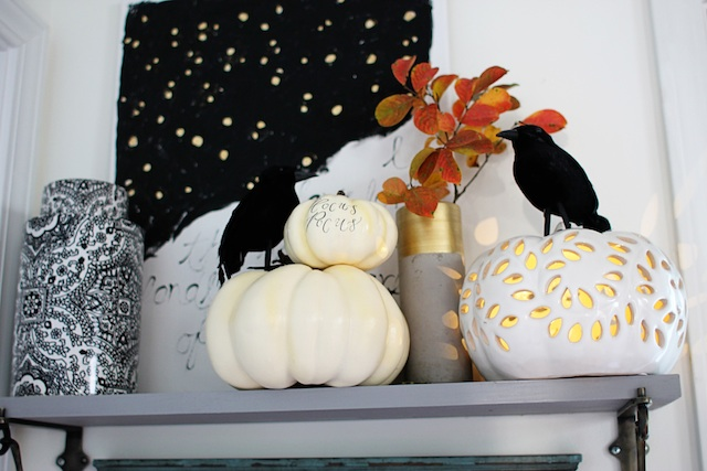Halloween 2014 shelf blog