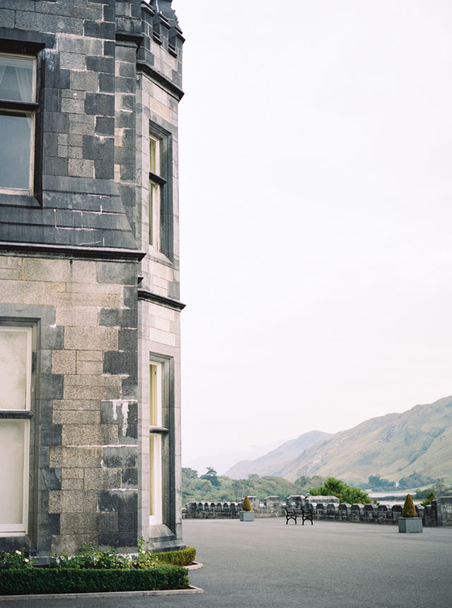 kylemore abbey film photography