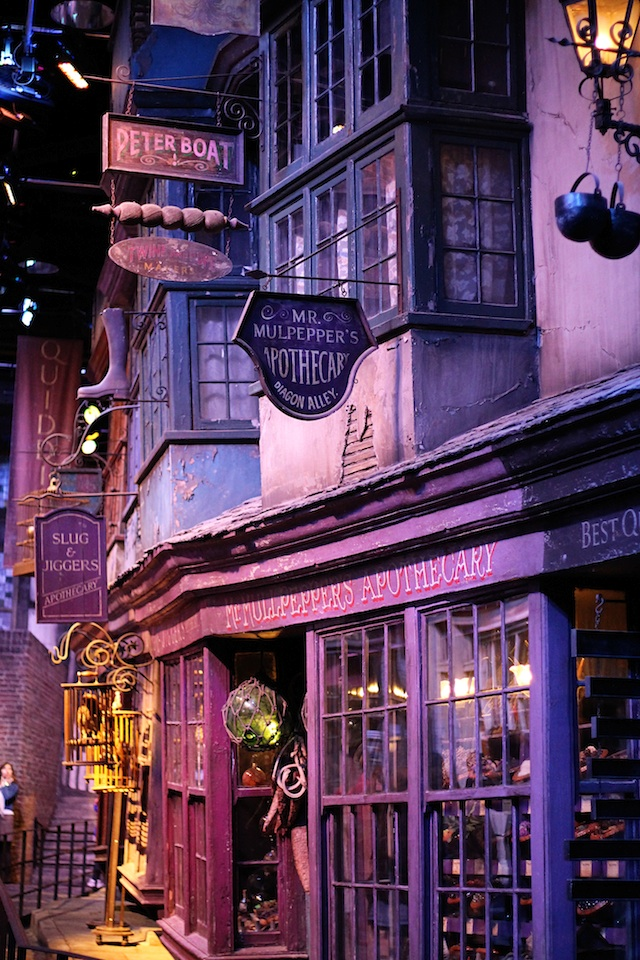 Harry Potter Diagon Alley | Two Delighted