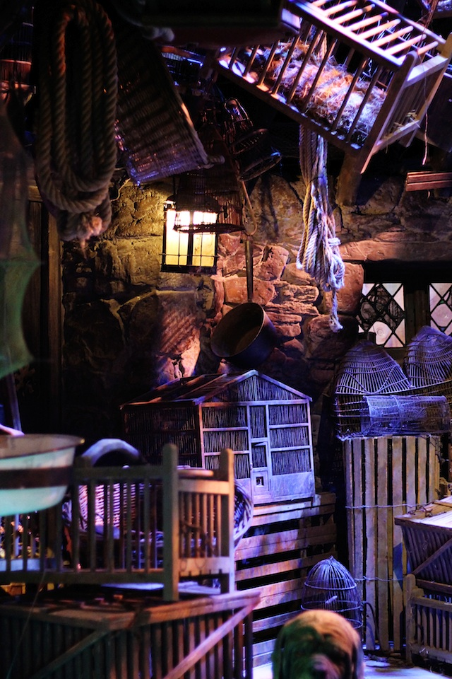 Harry Potter Hagrid's hut | Two Delighted