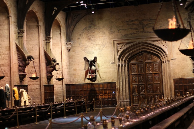 Harry Potter great hall | Two Delighted